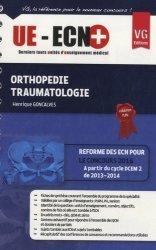 Souvent acheté avec UE ECN+ Pneumologie, le UE ECN+ Orthopédie Traumatologie