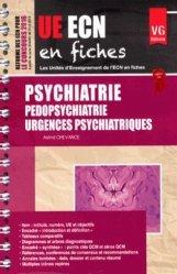 Souvent acheté avec Santé publique, le UE ECN en fiches Psychiatrie