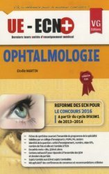 Souvent acheté avec UE ECN+ Dermatologie Vénérologie, le UE ECN+ Ophtalmologie