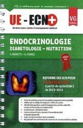 Souvent acheté avec UE ECN+ Hépato-Gastro entérologie, le UE ECN+ Endocrinologie Diabétologie Nutrition