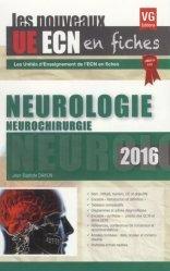 Souvent acheté avec PACK ETUDIANT - Marteau à réflexes Babinski adulte 25 cm Spengler + Lampe stylo à LED Litestick Spengler - INOX, le UE ECN en fiches Neurologie Neurochirurgie