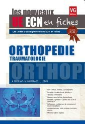 Dernières parutions dans , UE ECN en fiches Orthopédie Traumatologie