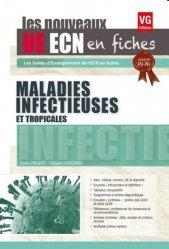 Souvent acheté avec Physiologie humaine, le UE ECN en fiches Maladies infectieuses et tropicales