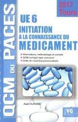 Dernières parutions dans QCM du PACES, UE 6 Initiation à la connaissance du médicament