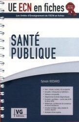 Dernières parutions dans UE ECN en fiches, UE ECN en fiches Santé publique
