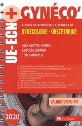 Dernières parutions dans UE ECN+, UE ECN+ Gynécologie obstétrique