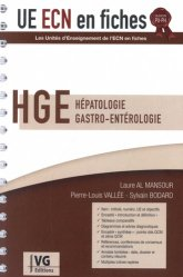 Dernières parutions sur ECN iECN DFASM DCEM, UE ECN en fiches Hépatologie-Gastro-Entérologie https://fr.calameo.com/read/004967773b9b649212fd0