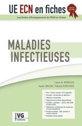 Dernières parutions sur ECN iECN DFASM DCEM, UE ECN en fiches Maladies infectieuses