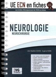 Dernières parutions sur ECN iECN DFASM DCEM, UE ECN en fiches Neurologie Neurochirurgie