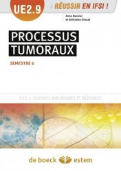 Dernières parutions sur UE 2.9 Processus tumoraux, UE 2.9 processus tumoraux semestre 5