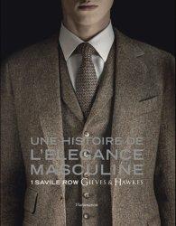 Nouvelle édition Une histoire de l'élégance masculine