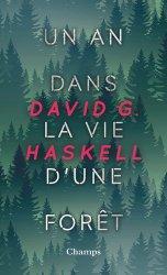 Nouvelle édition Un an dans la vie d'une forêt
