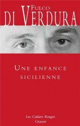 Dernières parutions sur Bijouterie - Joaillerie, Une enfance sicilienne