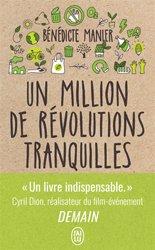Souvent acheté avec Le développement durable, le Un million de révolutions tranquilles
