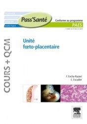 Souvent acheté avec Anatomie du petit bassin, le Unité foeto-placentaire