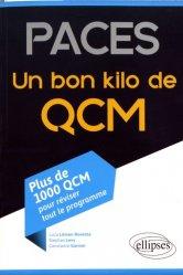 Un bon kilo de QCM
