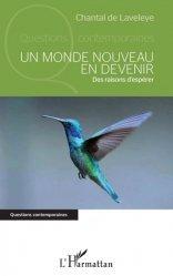 Dernières parutions sur Économie et politiques de l'écologie, Un monde nouveau en devenir