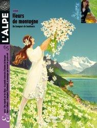 Dernières parutions dans L'Alpe, Un bouquet de bonheur : du bon usage des fleurs