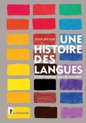 Dernières parutions sur Linguistique, Une histoire des langues et des peuples qui les parlent