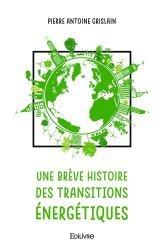 Dernières parutions sur Économie et politiques de l'écologie, Une brève histoire des transitions énergétiques