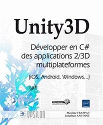 Dernières parutions sur 3D, Unity3D
