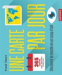 Dernières parutions sur Cartographie, Une carte par jour