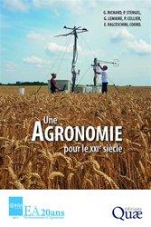 Dernières parutions sur Agronomie, Une agronomie pour le XXIe siècle