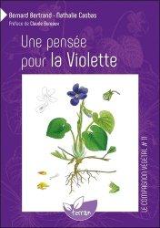 Souvent acheté avec Parfum de Menthe, le Une pensée pour la violette