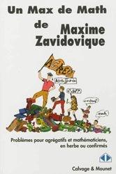 Dernières parutions dans Im-et-Ker, Un Max de Maths