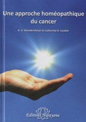 Dernières parutions sur Applications thérapeutiques, Une approche homéopathique du cancer