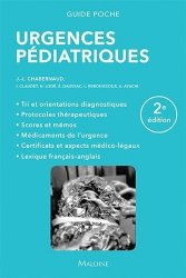 Dernières parutions dans Guide poche, Urgences pédiatriques