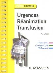Souvent acheté avec Rhumatologie Traumatologie Orthopédie, le Urgences Réanimation Transfusion