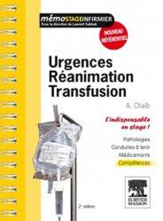 Souvent acheté avec ORL Ophtalmologie, le Urgences Réanimation Transfusion