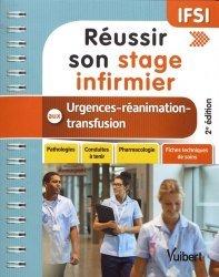 Dernières parutions sur Études infirmières, Urgences, réanimation, transfusion