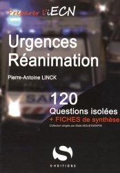 Dernières parutions dans 120 questions isolées, Urgences Réanimation