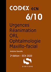 Dernières parutions sur Urgences ECN / iECN, Urgences, réanimation, ORL, ophtalmologie, maxillo-faciale