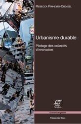 Dernières parutions dans Économie et gestion, Urbanisme durable