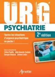Dernières parutions dans Urg', Urg'psychiatrie