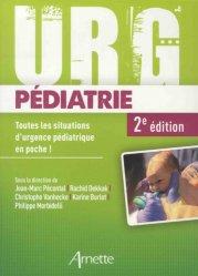 Souvent acheté avec Urgences pédiatriques, le Urg'pédiatrie