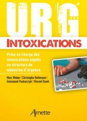Souvent acheté avec Echographie d'urgence (& réanimation), le Urg' intoxications