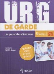 Souvent acheté avec Ordonnances en dermatologie, le Urg' de garde 2019- 2020