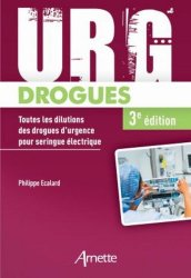 Dernières parutions dans Urg', Urg' drogues