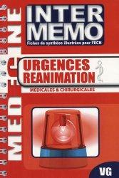 Souvent acheté avec Néphrologie, le Urgences Réanimation