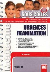 Souvent acheté avec Spécial conférences de consensus, le Urgences - Réanimation