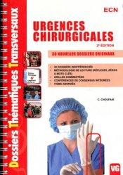 Souvent acheté avec Orientation diagnostique, le Urgences chirurgicales