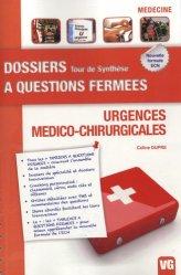 Souvent acheté avec Chirurgie Urgences chirurgicales, le Urgences Médico-Chirurgicales