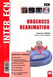 Dernières parutions sur Cours ECN / iECN, Urgences Réanimation