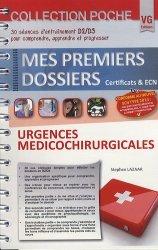 Dernières parutions dans Mes premiers dossiers poche, Urgences médicochirurgicales