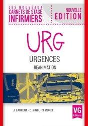 Dernières parutions dans Les nouveaux carnets de stage infirmiers, Urgences Réanimation