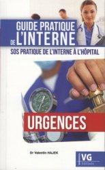 Souvent acheté avec Petit manuel de survie en médecine intensive-réanimation : 80 procédures en poche, le Urgences